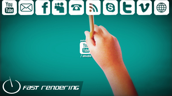 VideoHive Keep In Touch 3316486