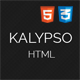 Kalypso - Modern Responsive HTML Template - ThemeForest Item for Sale