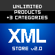 XML STORE II - ActiveDen Item for Sale