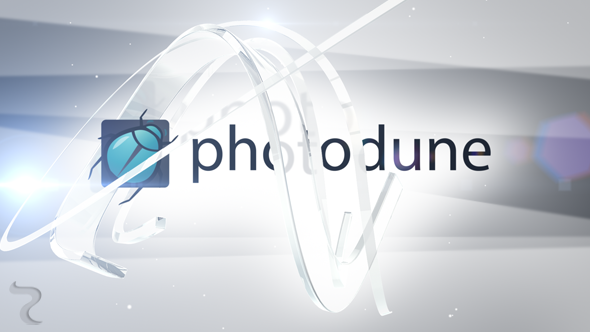 After Effects Project - VideoHive Elegance Glassy Stripes 3319587
