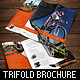 Activities Multipurpose Trifold Brochure - GraphicRiver Item for Sale