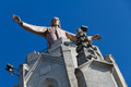 Spain Barcelona Temple de Sagrat Cor Tibidabo - PhotoDune Item for Sale