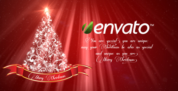 VideoHive Christmas Greetings 3343432