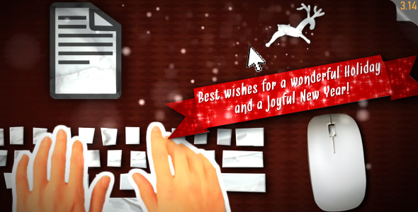 After Effects Project - VideoHive Christmas 3344255