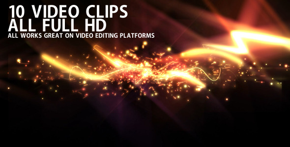 VideoHive Title Text Stroke Lines Transitions 10 Pack 3349396