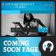 Prime - Coming Soon Page - GraphicRiver Item for Sale