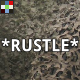 Dry Leaves Camouflage Rustle Pack