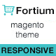 Fortium - Responsive magento theme - ThemeForest Item for Sale