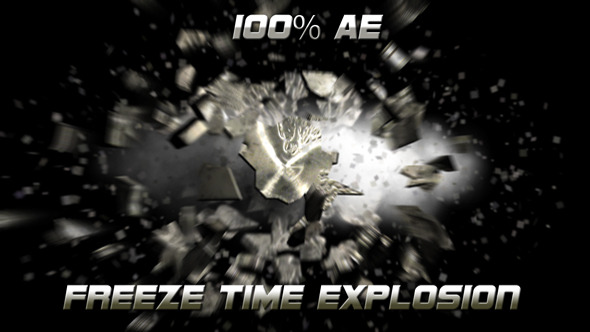 VideoHive Freeze Time Explosion 3327923