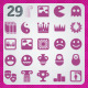 29 AI and PSD Culture Icons - GraphicRiver Item for Sale