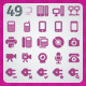 49 AI and PSD Devices Icons - GraphicRiver Item for Sale