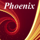 Phoenix Abstract Background Looped HD  - VideoHive Item for Sale