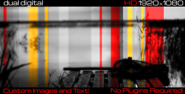 VideoHive Color Stripes Abstract Corporate Promo 3363754