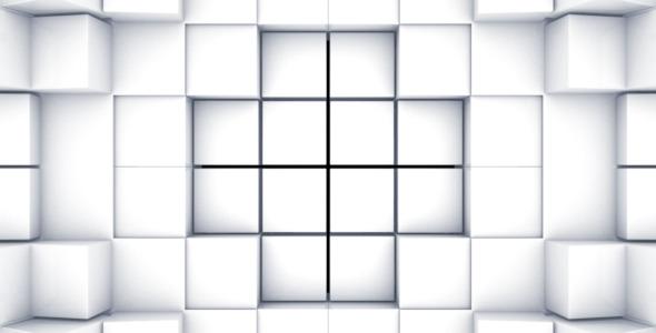 VideoHive Cubics logo 3353822