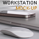 Workstation Mock-up - GraphicRiver Item for Sale