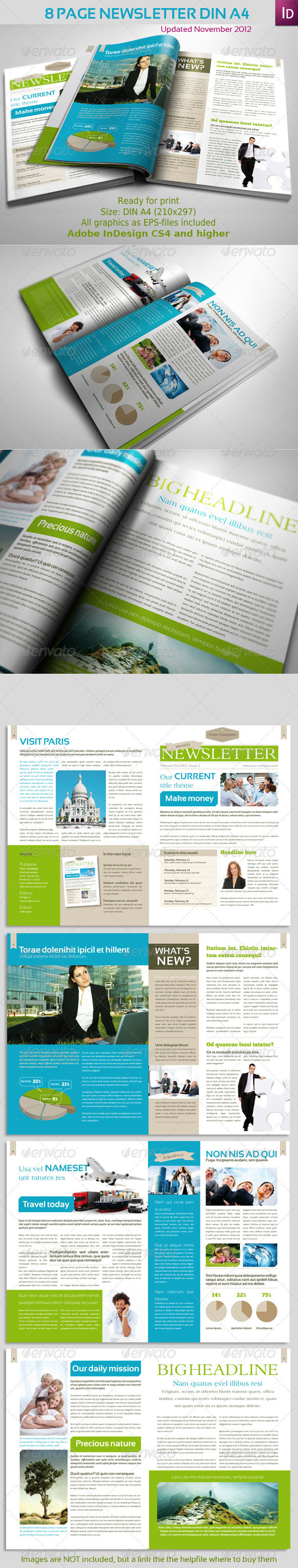 GraphicRiver Newsletter Fresh Style 1501425