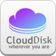 Cloud Disk Logo - GraphicRiver Item for Sale