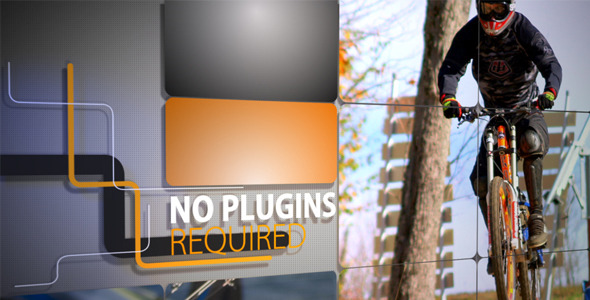 After Effects Project - VideoHive Promotional animation 3365306