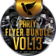 Party Flyer Bundle Vol13 - 4 in 1 - GraphicRiver Item for Sale
