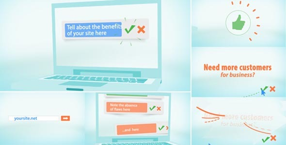 VideoHive Universal Promo for Site or Program 3393328