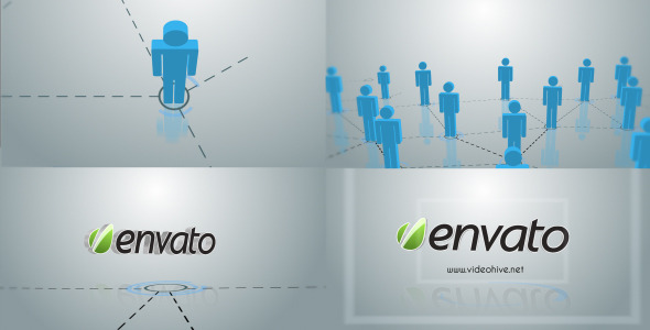 VideoHive Business Links Logo Revealer-Corporate 3393682