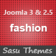 Fashion - Responsive Joomla Template - ThemeForest Item for Sale