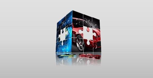 ActiveDen 3D Photo Puzzle 3393700