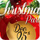Christmas New Year Party Flyer - GraphicRiver Item for Sale