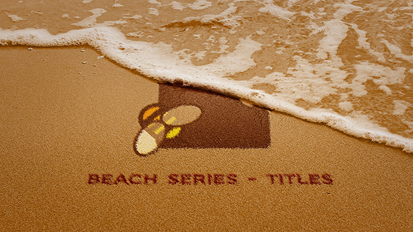 VideoHive Beach Series Titles 3409500