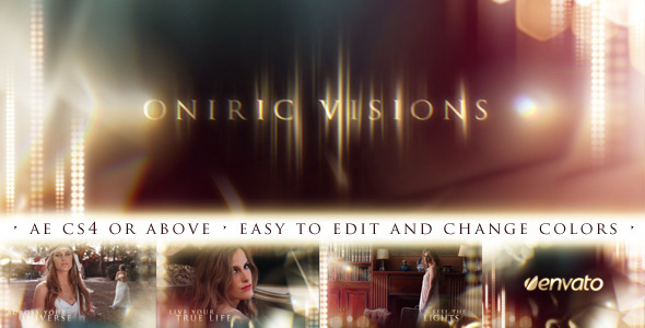 VideoHive Oniric Visions 3418740