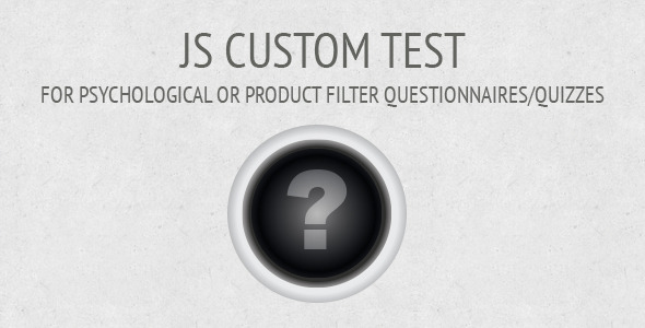 CodeCanyon JS Custom Test 500980