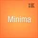 Minima Wordpress theme with fullscreen gallery! - ThemeForest Item for Sale