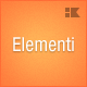 Elementi Responsive Wordpress Theme - ThemeForest Item for Sale