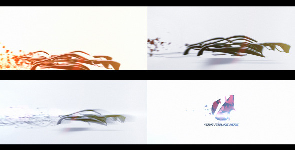 VideoHive High Speed Logo v2 3429742