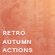 Vintage Autumn Photo Actions V2 - GraphicRiver Item for Sale