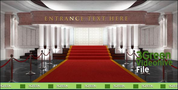 VideoHive Red Carpet Intro 3445142