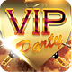 VIP Party Flyer - 2 - GraphicRiver Item for Sale