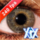 Eyes Macro 240fps - VideoHive Item for Sale