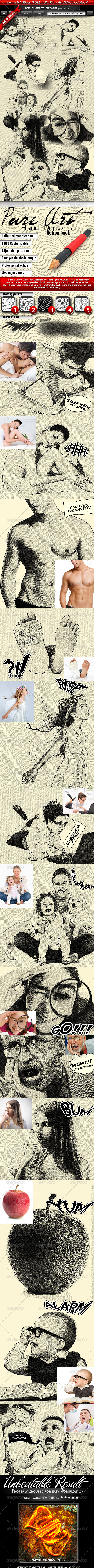 GraphicRiver Pure Art Hand Drawing 3455359