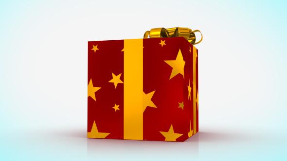 VideoHive Giftbox 3462147