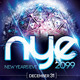 NYE 2099 Party Flyer Template - GraphicRiver Item for Sale
