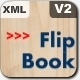 XML Flip Book 2.9D V2 - ActiveDen Item for Sale