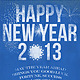 New Year Greeting Card - GraphicRiver Item for Sale
