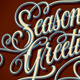 Season's Greetings Hand Lettering (Vector) - GraphicRiver Item for Sale