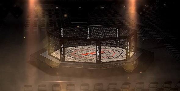 VideoHive Fight Promo 3476668