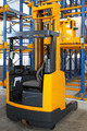 Reach forklift truck - PhotoDune Item for Sale