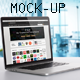 Macbook Mock-Up - GraphicRiver Item for Sale