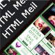Extreem HTML Mail Template - ThemeForest Item for Sale