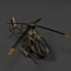 Tiger Helicopter - 3DOcean Item for Sale