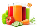 Fresh vegetable juices - PhotoDune Item for Sale